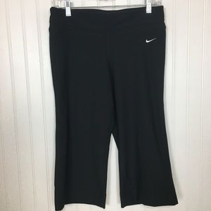 2 for $10 Nike Dri Fit black athletic capris pants